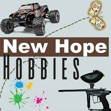 NEW HOPE HOBBIES ~ 072 997 3722